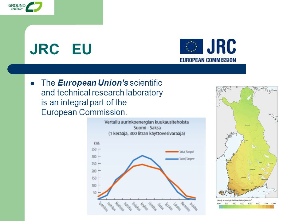 JRC EU The European Union s scientific and technical research laboratory is an integral part of the European Commission.
