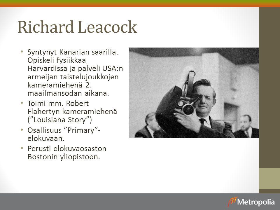 Richard Leacock
