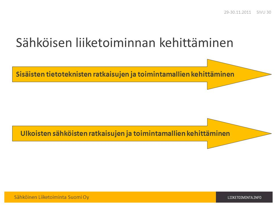 liiketoiminnan myynti verotus Kalajoki