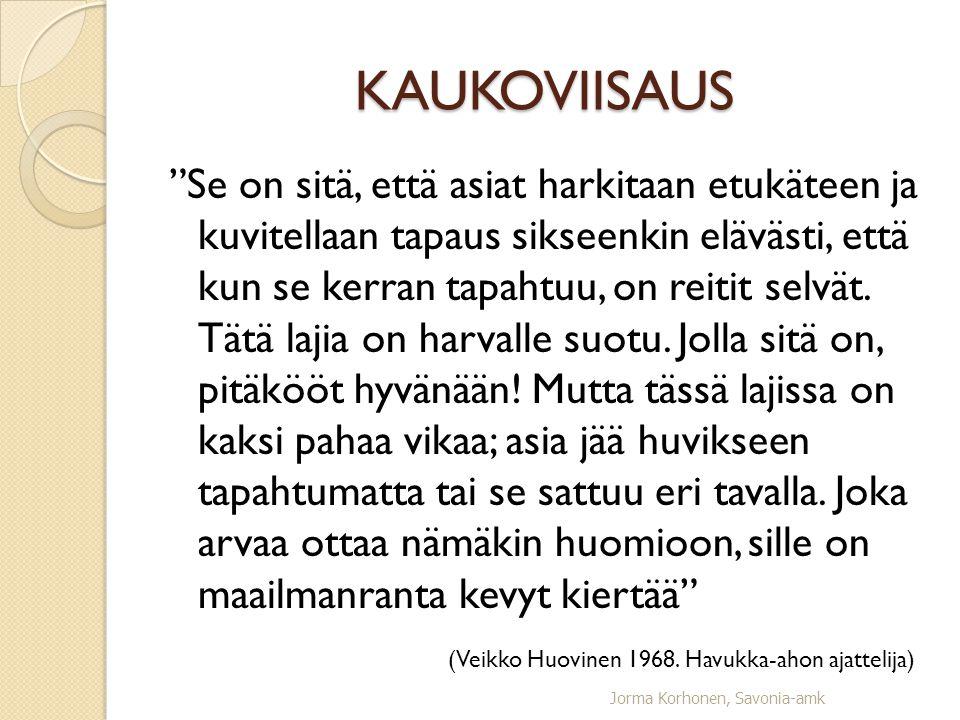 KAUKOVIISAUS