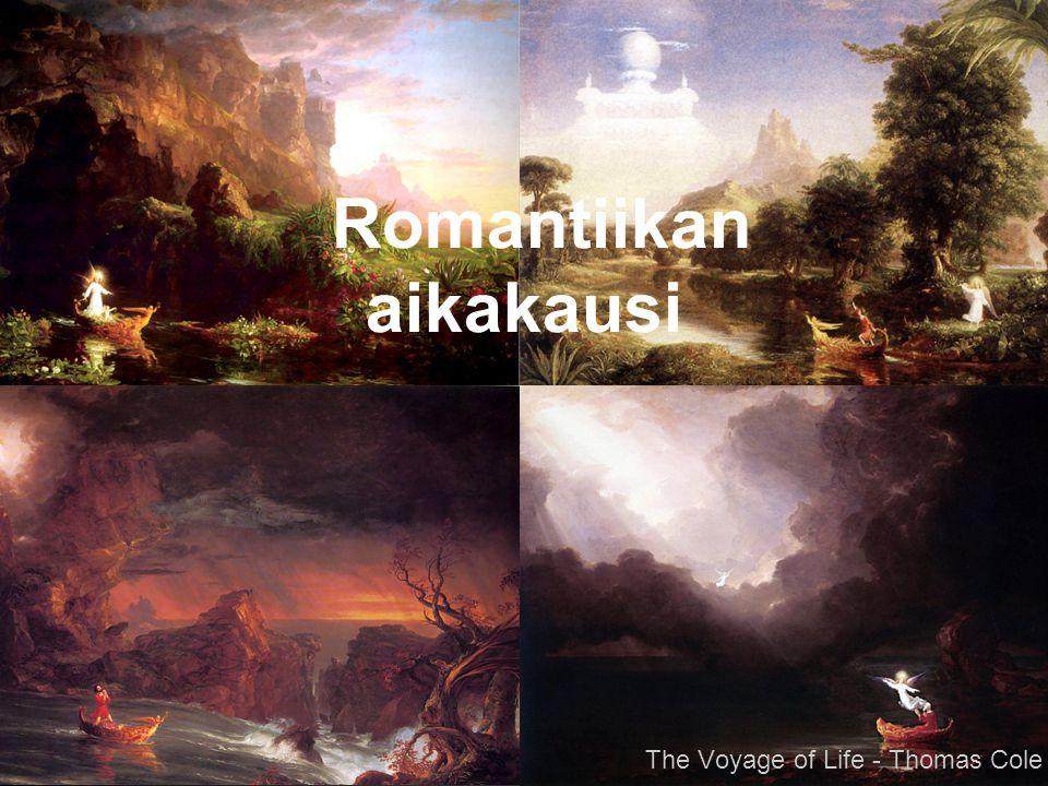 Romantiikan aikakausi