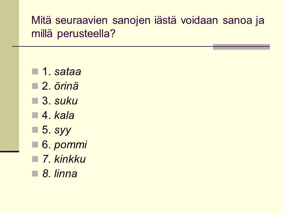 suomen kieli Raasepori