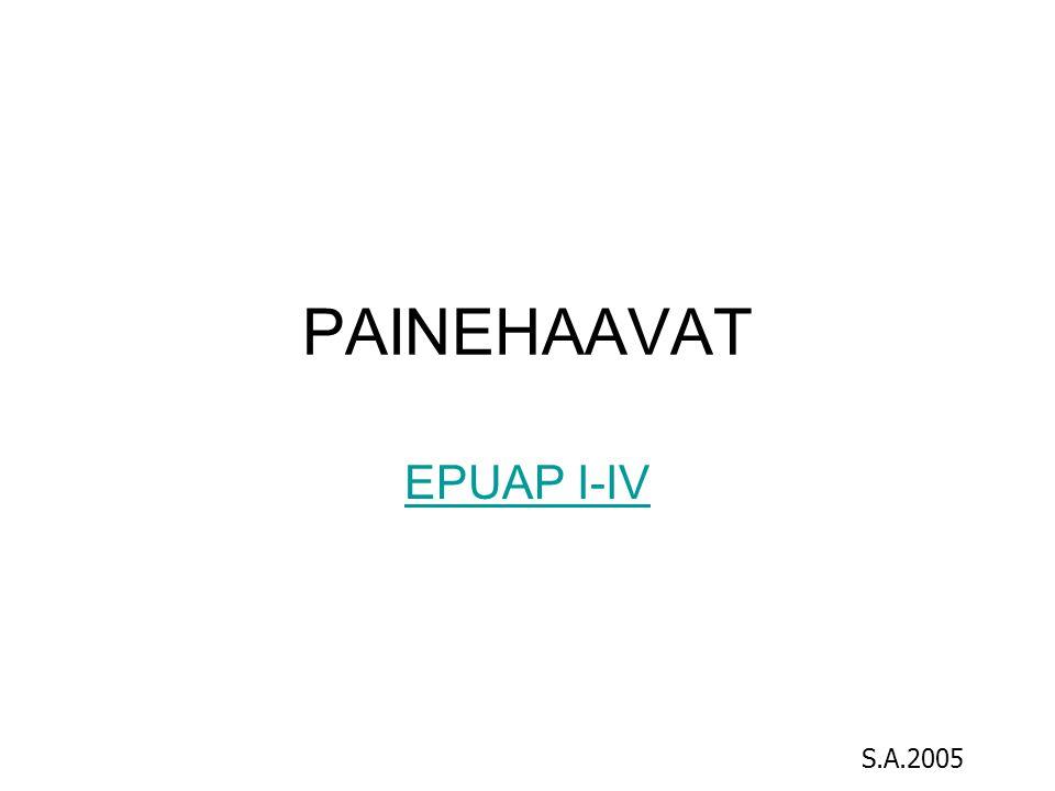 PAINEHAAVAT EPUAP I-IV S.A.2005