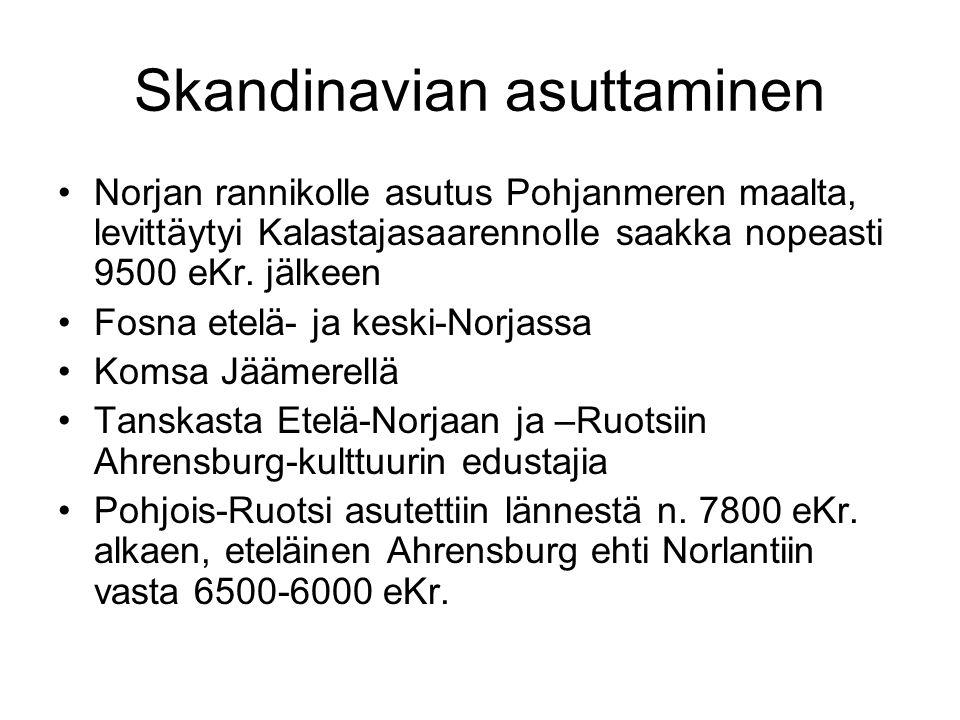 Skandinavian asuttaminen
