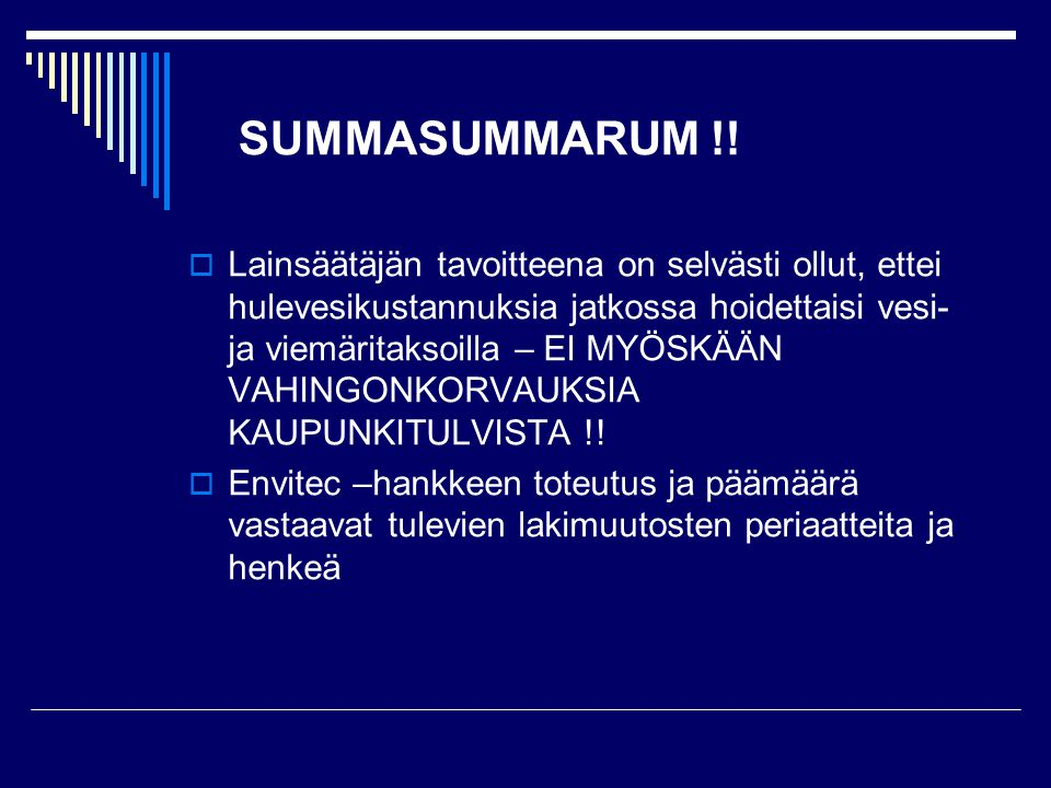 SUMMASUMMARUM !!