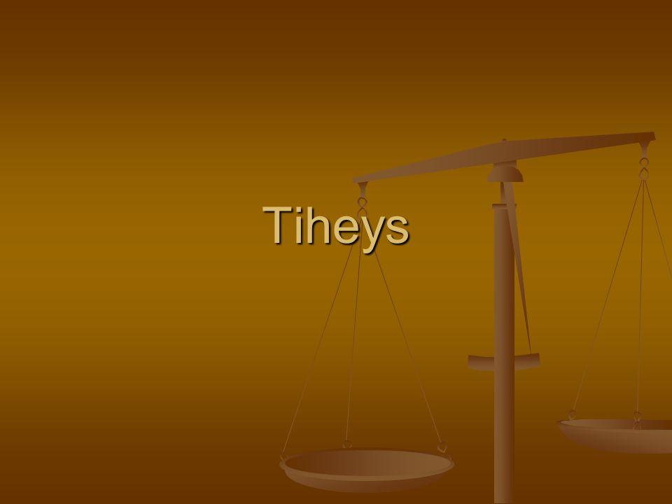 Tiheys