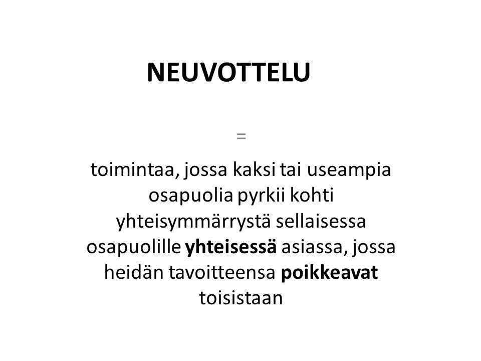 NEUVOTTELU =