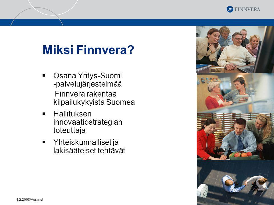Finnvera Oyj Valtakunnallinen vaihde - ppt lataa