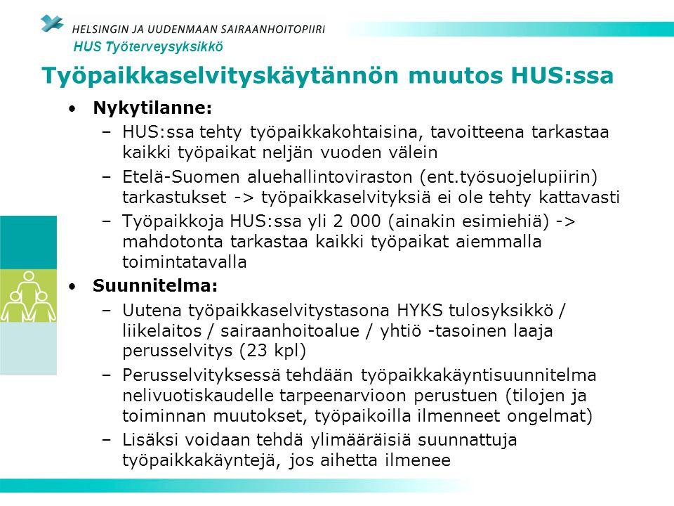 hus työpaikat sairaanhoitaja Ulvila