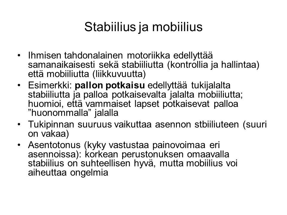 Stabiilius ja mobiilius