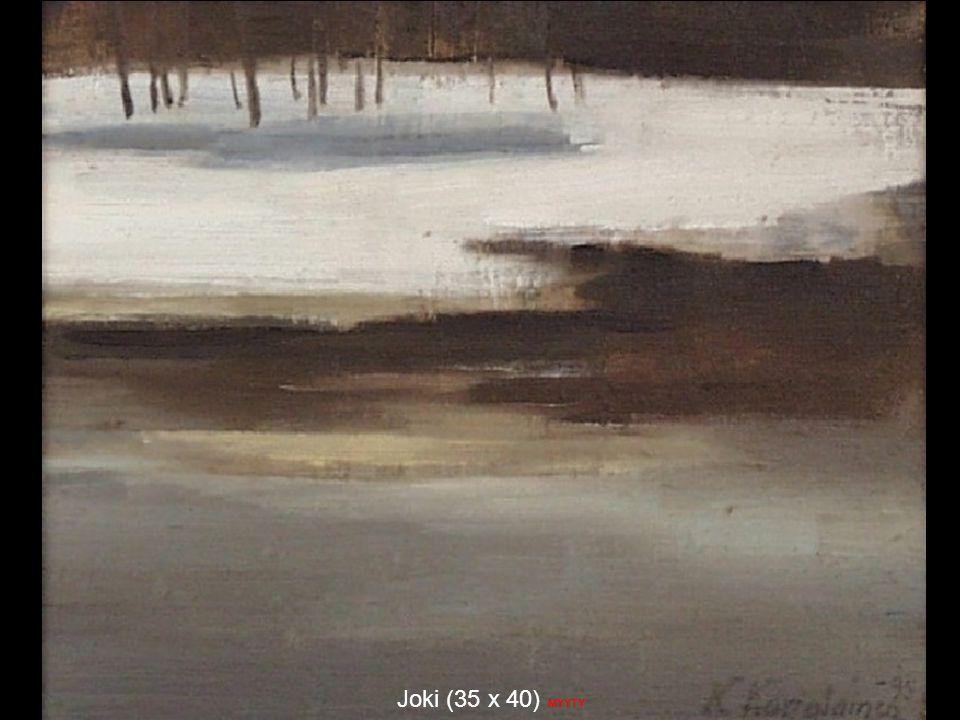 Joki (35 x 40) MYYTY