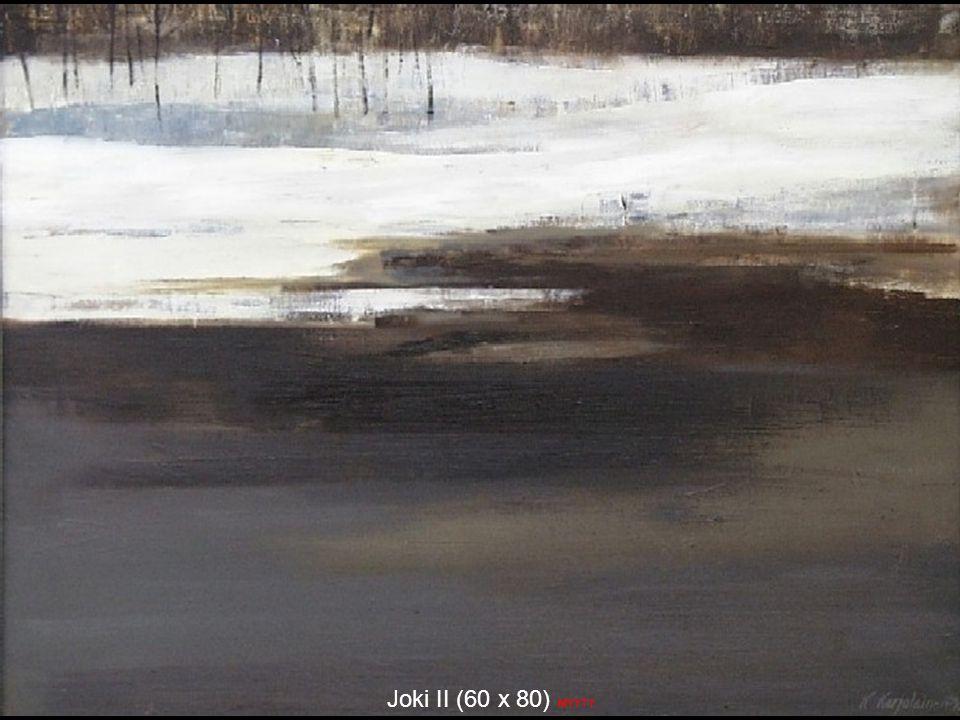 Joki II (60 x 80) MYYTY