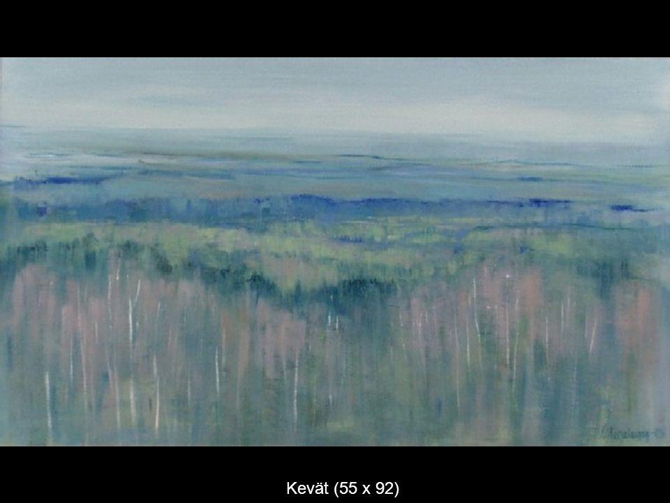Kevät (55 x 92)