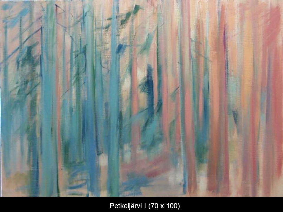 Petkeljärvi I (70 x 100)