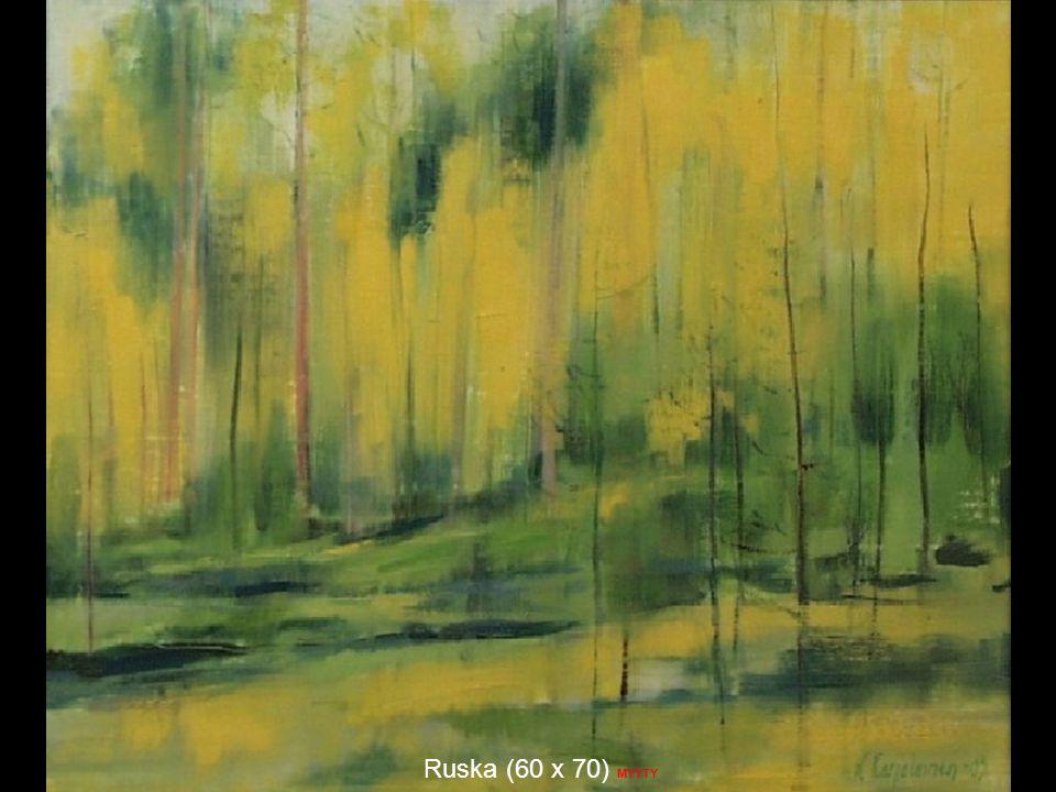 Ruska (60 x 70) MYYTY