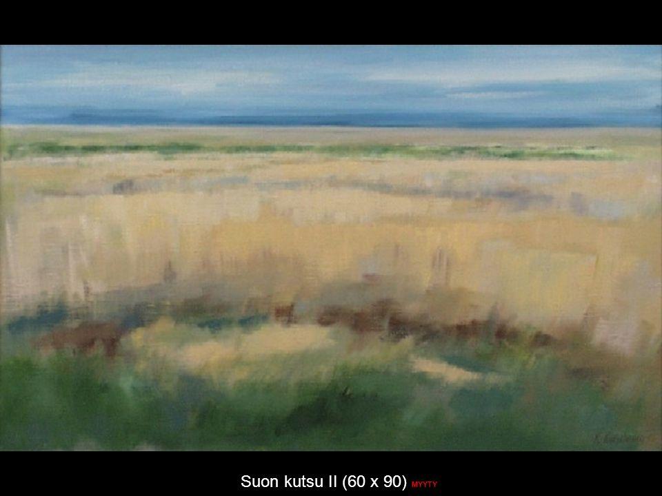 Suon kutsu II (60 x 90) MYYTY