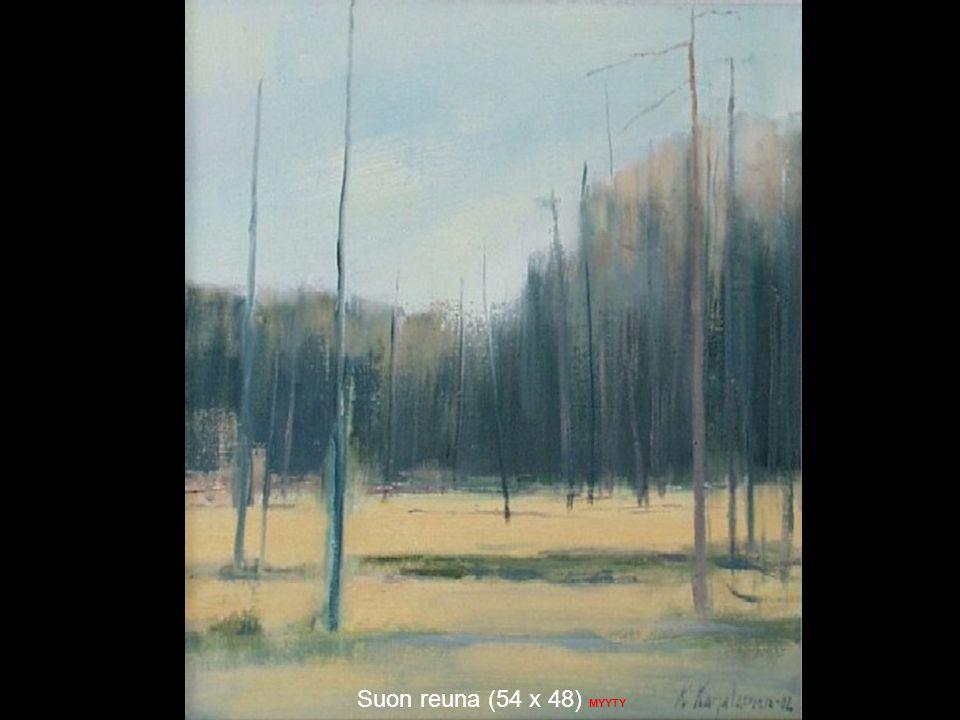 Suon reuna (54 x 48) MYYTY