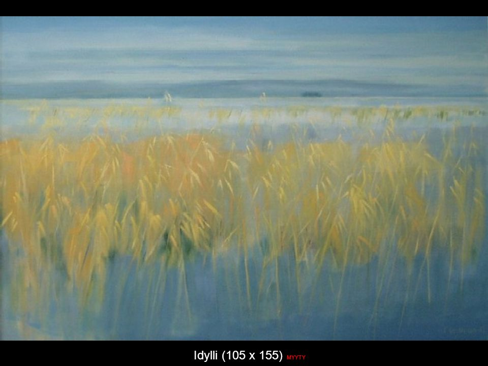 Idylli (105 x 155) MYYTY
