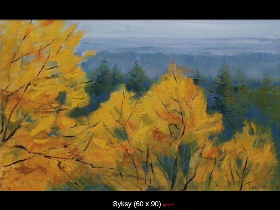 Syksy (60 x 90) MYYTY