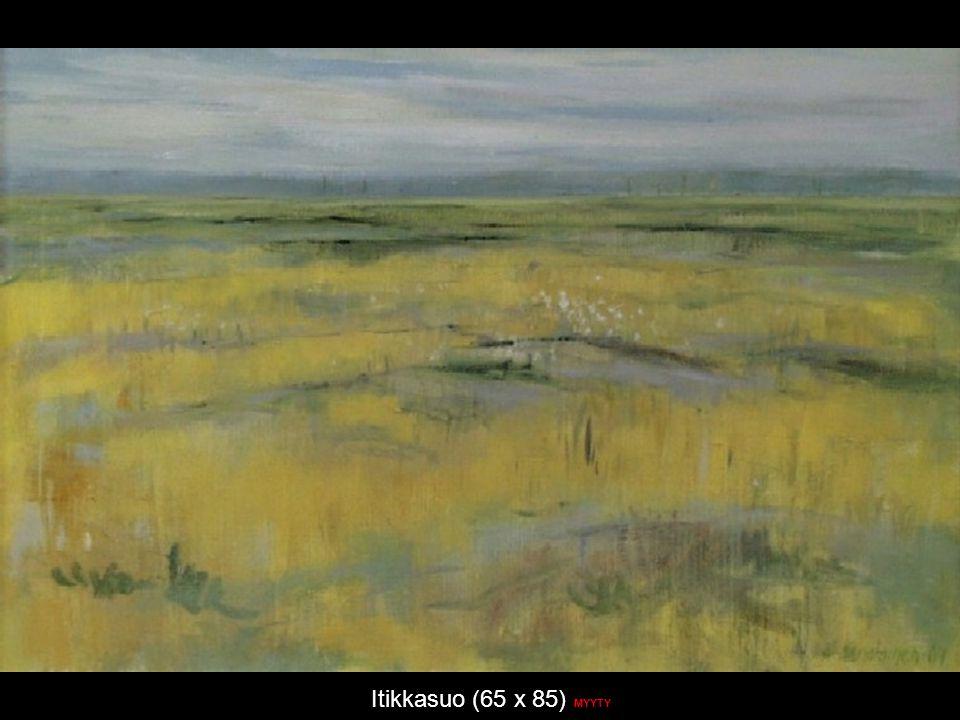 Itikkasuo (65 x 85) MYYTY