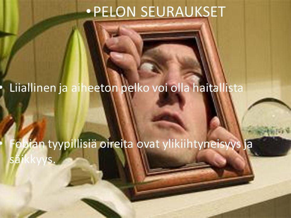 PELON SEURAUKSET PELON SEURAUKSET