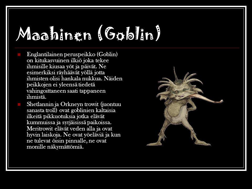 Maahinen (Goblin)