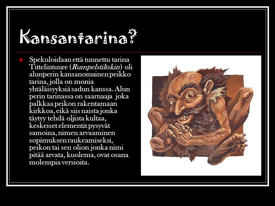 Kansantarina