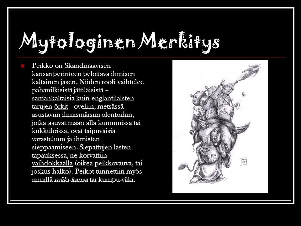 Mytologinen Merkitys