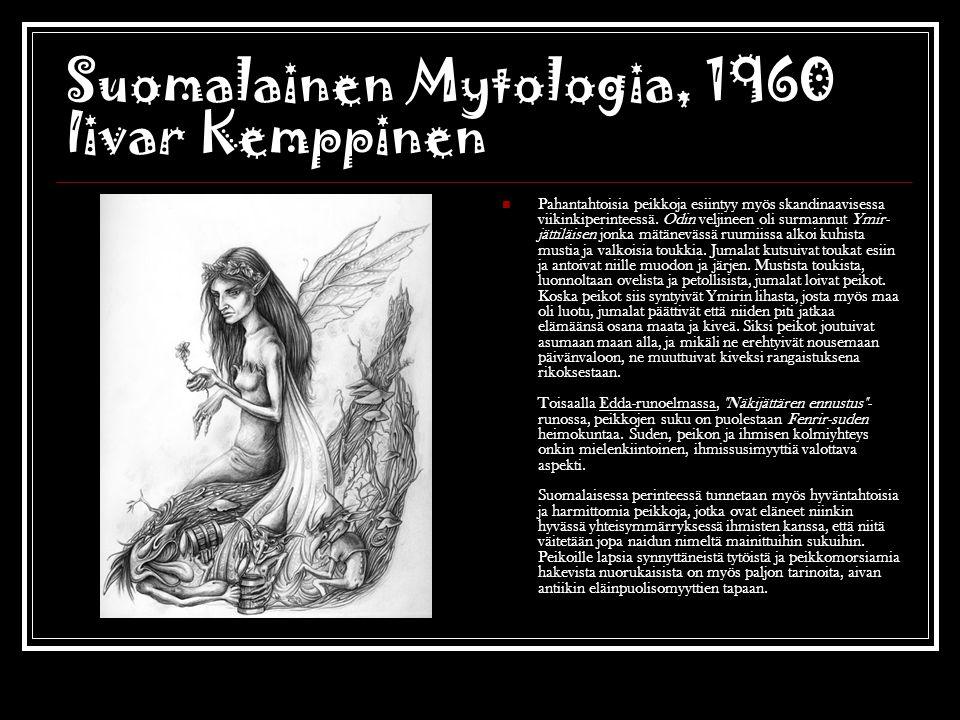 Suomalainen Mytologia, 1960 Iivar Kemppinen