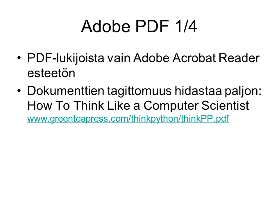 how to become a computer scientist pdf