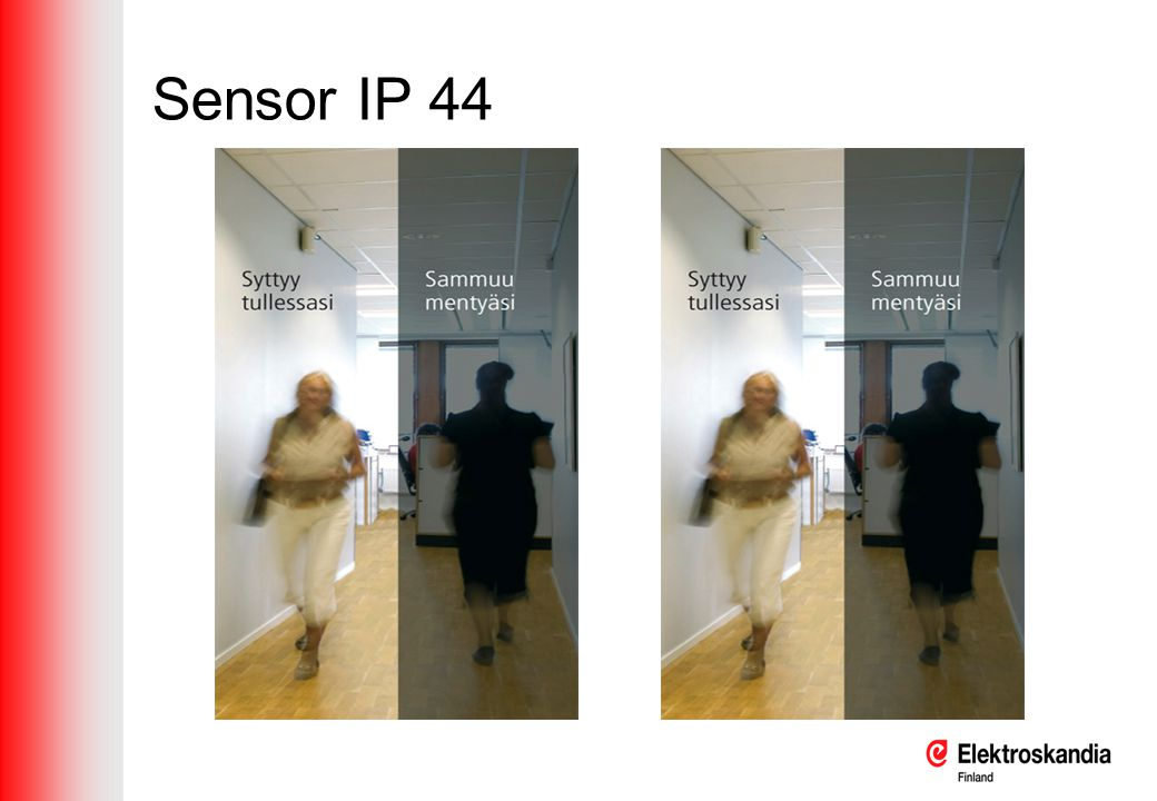 Sensor IP 44