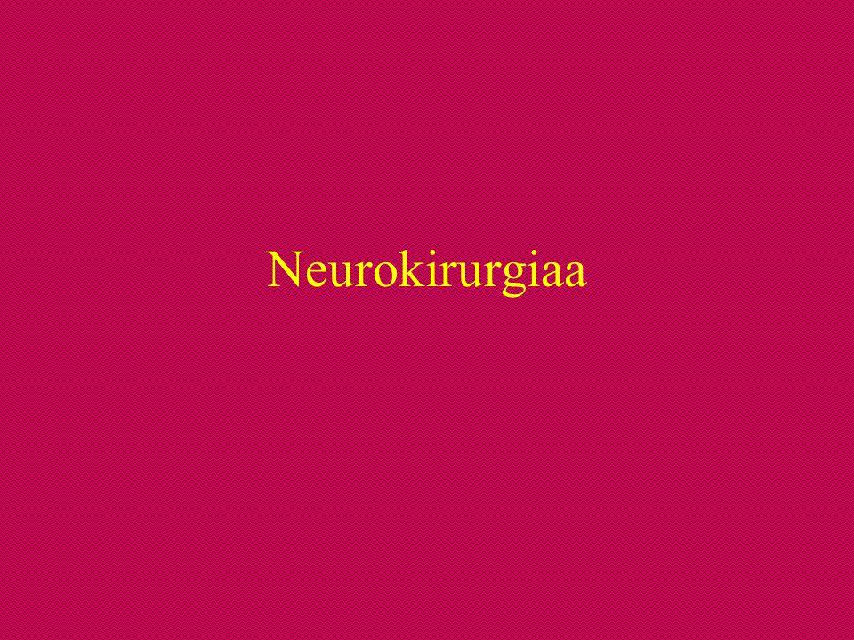Neurokirurgiaa