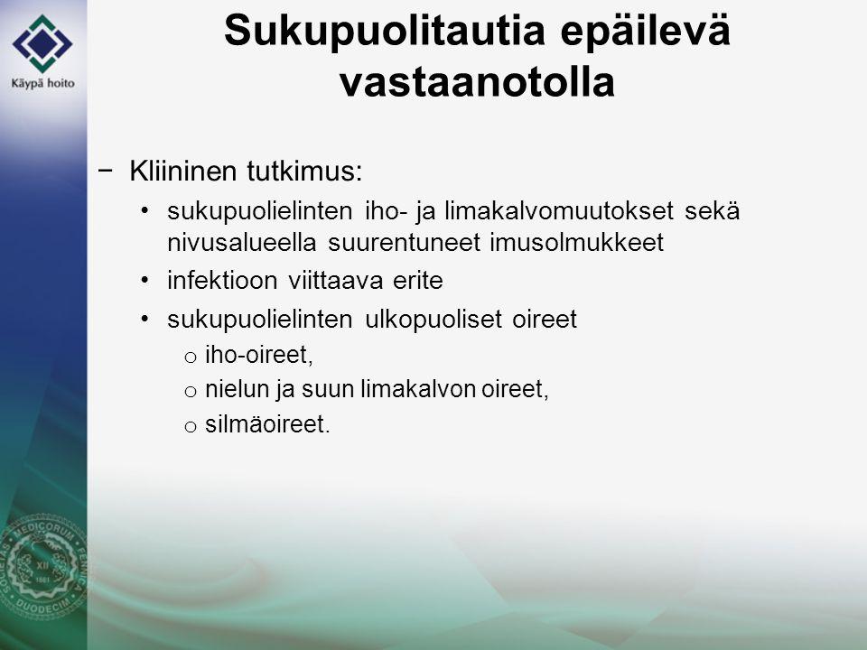 Diasarja Sukupuolitaudit - ppt lataa
