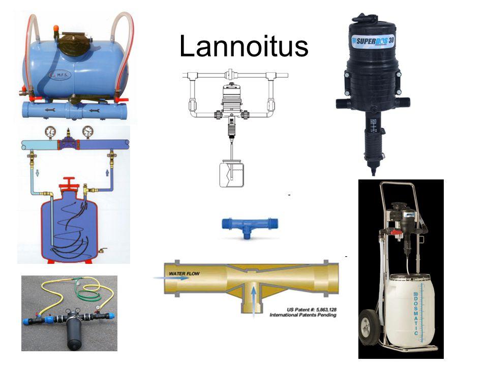 Lannoitus