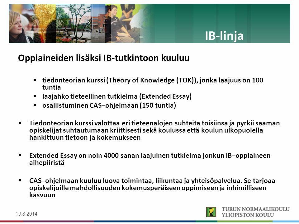 Ib theory of knowledge essay