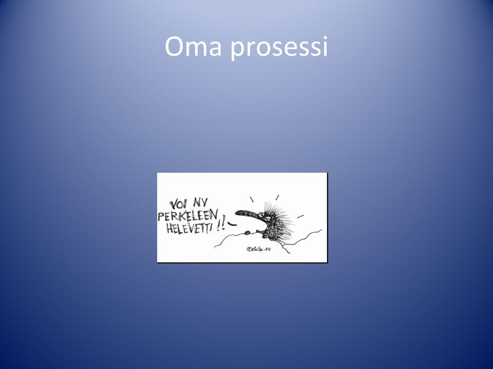 Oma prosessi