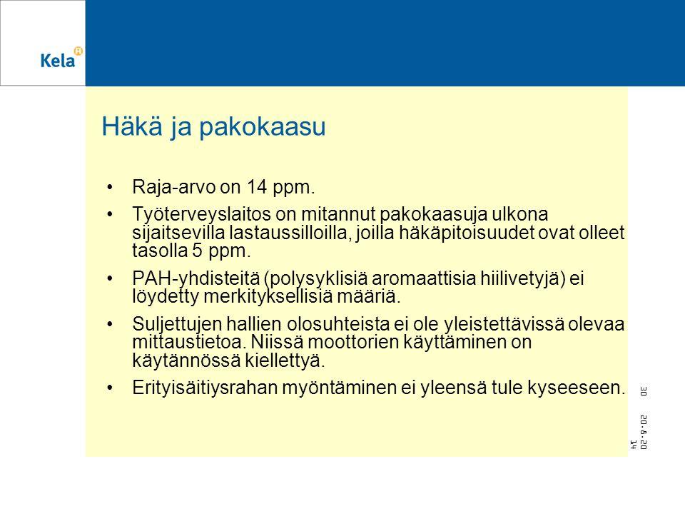 Häkä ppm
