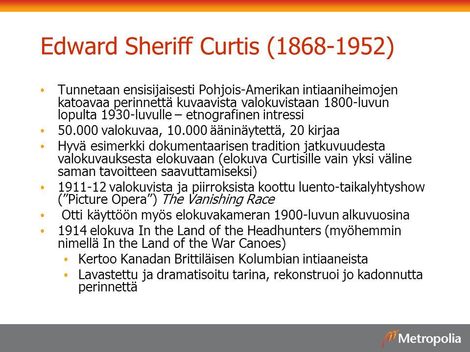 Edward Sheriff Curtis (1868-1952)