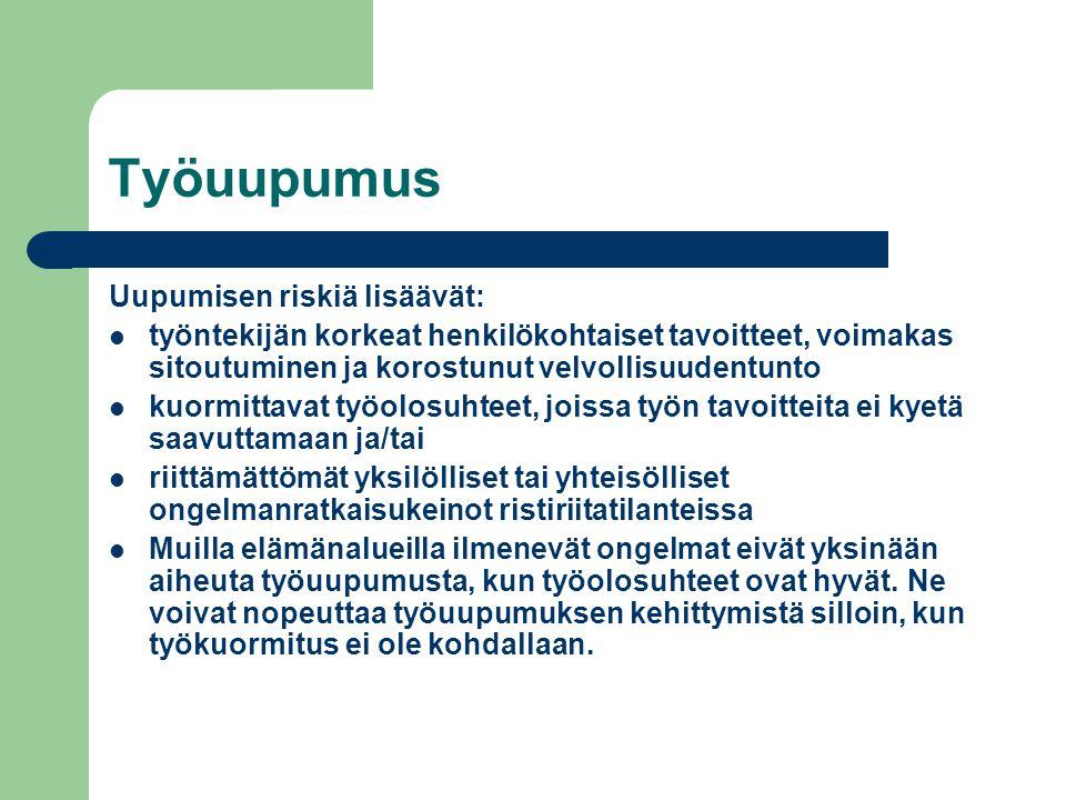 TYÖELÄMÄN TEEMAPÄIVÄ TYÖTERVEYSHUOLLON NÄKÖKULMAA TYÖSUOJELUUN - ppt lataa