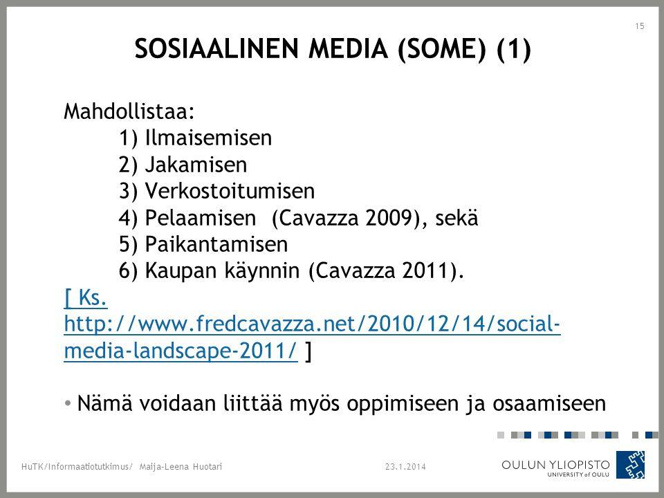 Sosiaalinen media (some) (1)