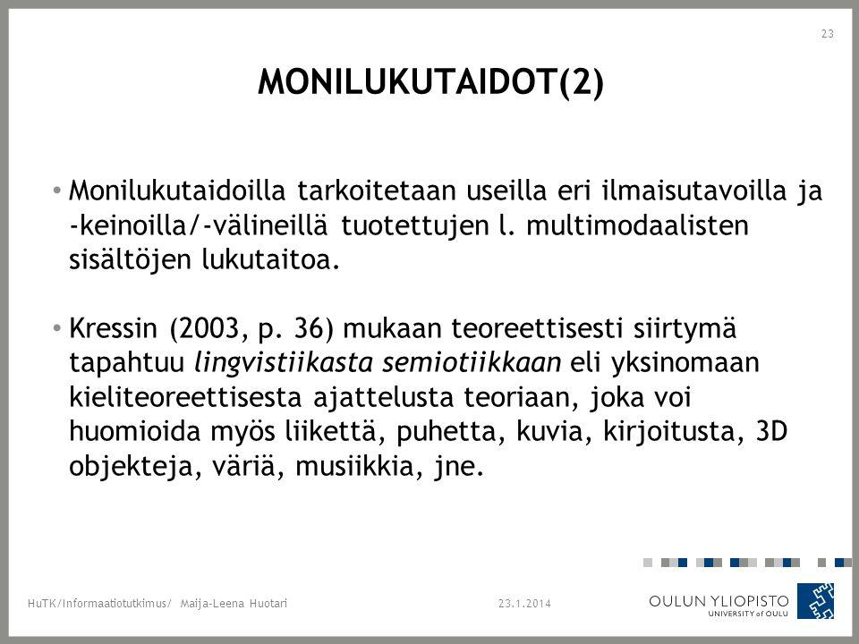 Monilukutaidot(2)