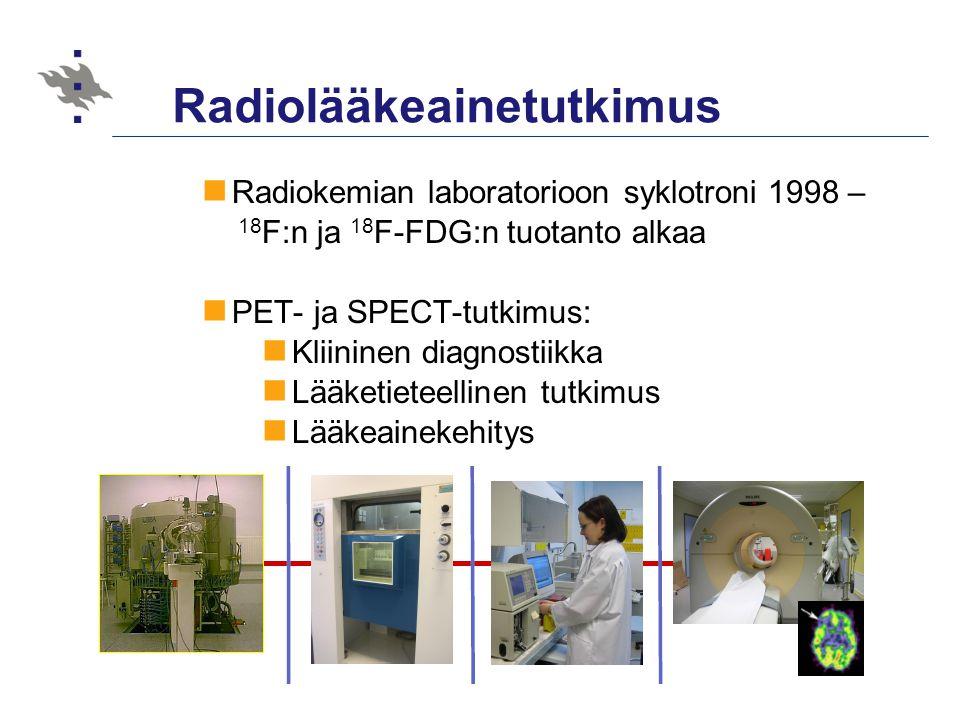 Radiolääkeainetutkimus