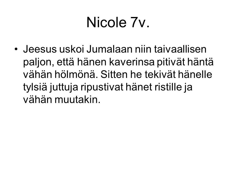 Nicole 7v.