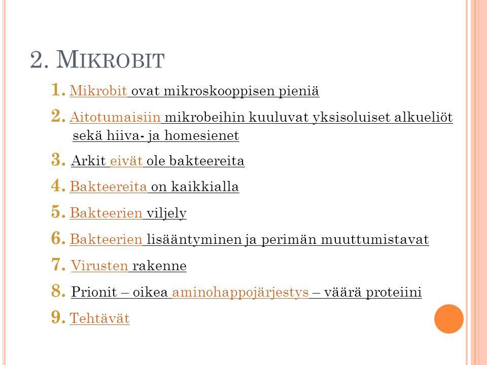 2. Mikrobit