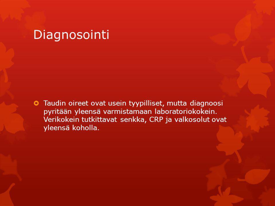Diagnosointi