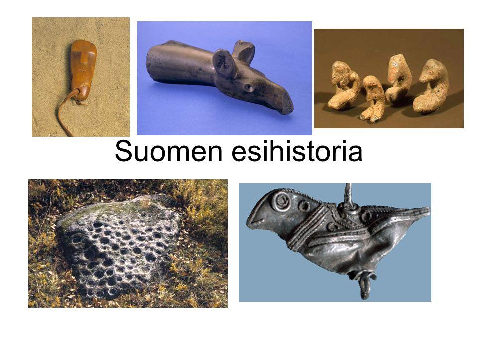 Forum 5 suomi esihistoriasta autonomian aikaan