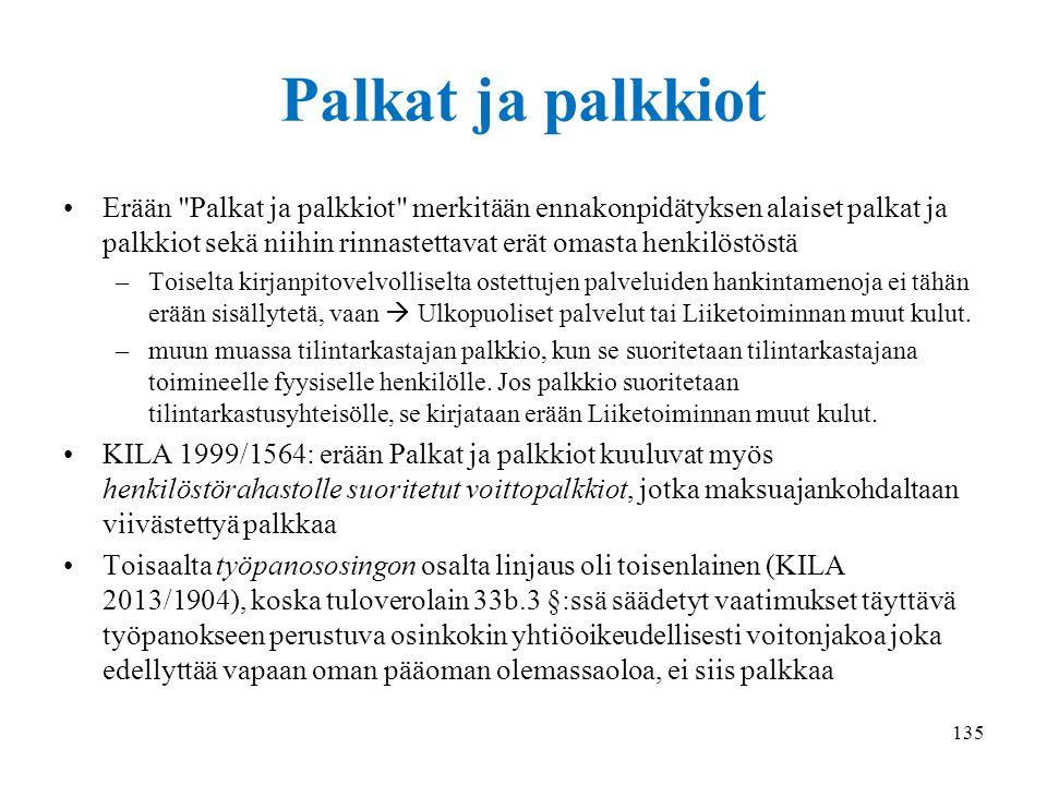 18.9.2014 Palkat ja palkkiot.