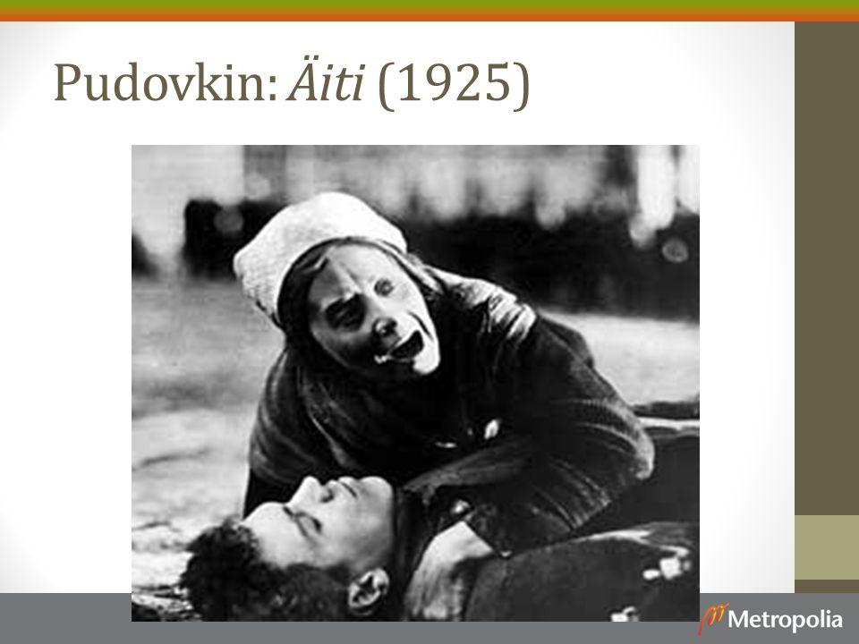 Pudovkin: Äiti (1925)