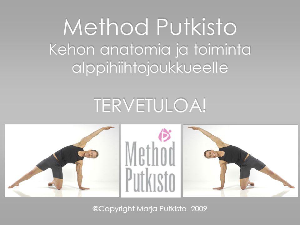 ©Copyright Marja Putkisto 2009