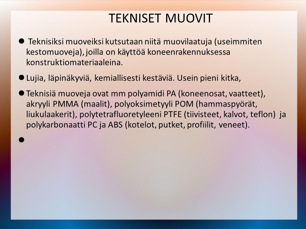 TEKNISET MUOVIT